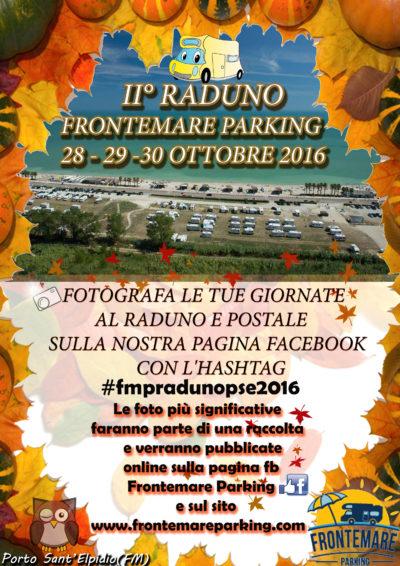 Secondo Raduno Frontemare Parking 2016